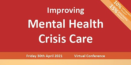 Improving Mental Health Crisis Care tickets