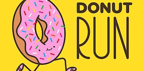 Donut Run tickets
