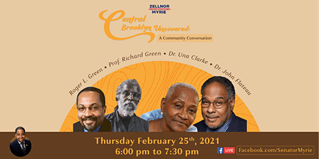 Central Brooklyn Uncovered: A Community Conversation tickets