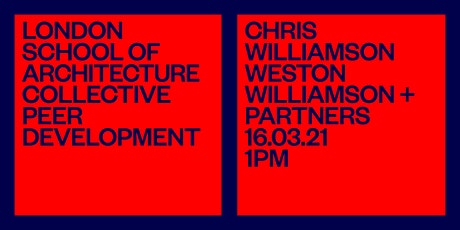 LSA CPD: Chris Williamson —The Future of Transport & Civilised Cities tickets