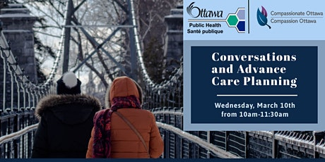 Conversations and Advance Care Planning tickets