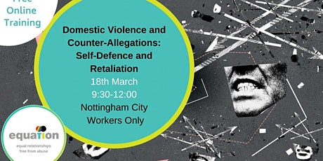Domestic Abuse and Counter Allegations (City workers) tickets