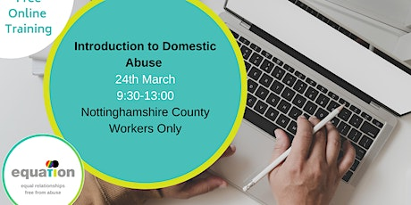 Introduction to Domestic Abuse (County workers) tickets