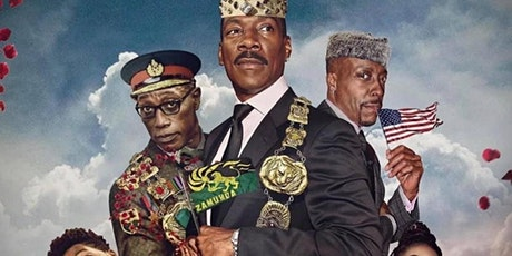 Coming to America 2 tickets
