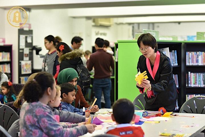 Easter Chinese Cultural Workshop image