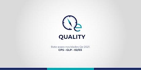 Bate-papo Qe [Campinas • 02/03] ingressos