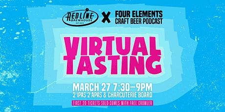 Hoppy Easter Virtual Tasting- with Food tickets