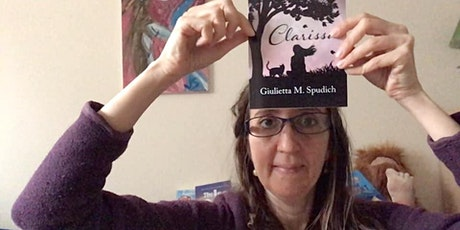 Storytime and author Q&A with Giulietta M. Spudich tickets