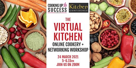 The Virtual Kitchen: Mindful Eating tickets