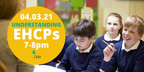 Practical Support for Parents - Understanding EHC Plans tickets