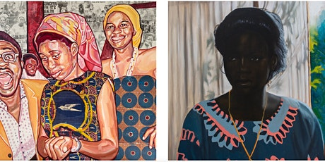 Two Exhibitions I Esiri Erheriene-Essi, WonderBuhle & Eniwaye Oluwaseyi tickets