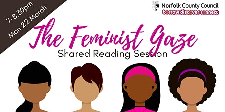 The Feminist Gaze - Shared Reading Session tickets