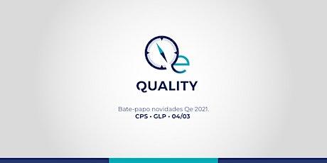 Bate-papo Qe [Campinas • 04/03] ingressos