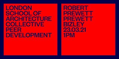 LSA CPD: Robert Prewett —A Fabric First Approach to Deep Retrofitting tickets
