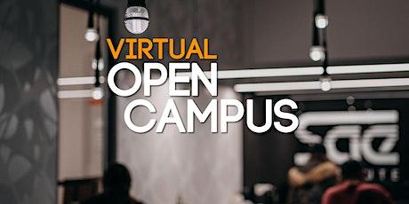"Campus Insights - Mastertalk - ""Professional Media Creation"" tickets"