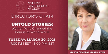 Untold Stories: Women Who Changed the Course of World War II tickets