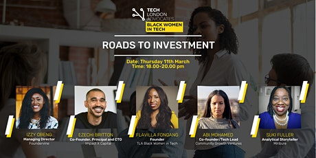 Roads to investment tickets