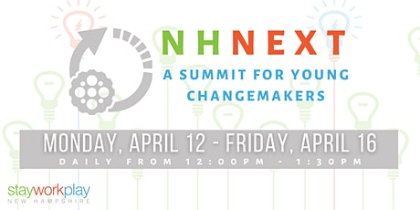 NH Next: A Summit for Young Changemakers tickets