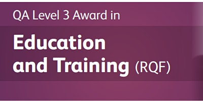 Level+3+Award+in+Education+and+Training