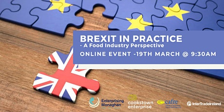 BREXIT IN PRACTICE - A Food Industry Perspective tickets