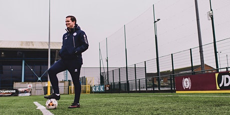 Virtual Applicant Event - Sport Coaching @ Cardiff Met tickets
