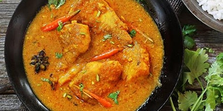 Mission Spice Event: Goan Fish Curry tickets