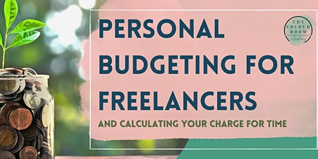 Personal Budgeting for Freelancers tickets