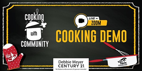 Offutt Cooking with Community tickets