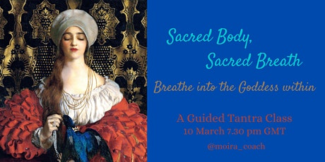 Sacred Body, Sacred Breath tickets