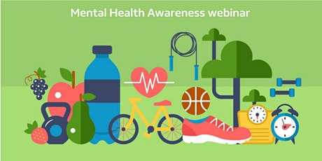 Mental Health Awareness webinar tickets