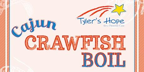 Cajun Crawfish Boil benefiting Tyler's Hope tickets