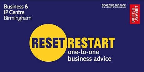 1:1 Business Advice for Pre-Start and New Businesses tickets