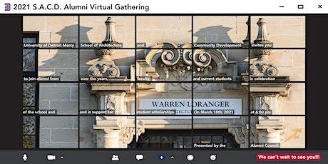 Detroit Mercy Architecture Alumni Virtual Gathering 2021 tickets
