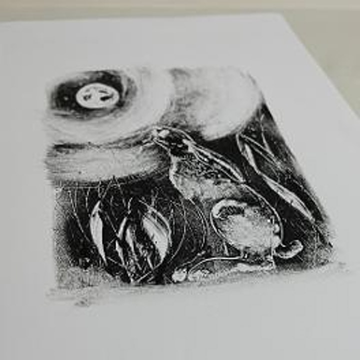 Create your own Swallow Monoprint - Inspired by Nature Series image