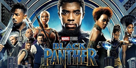 Fancy Dress -Super Hero Drive-in Cinema Night -Black Panther tickets