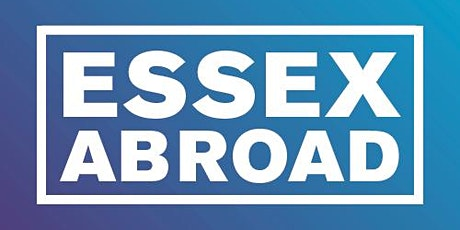 Summer 2021 opportunities with Essex Abroad tickets