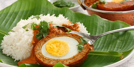 Mission Spice Experience: Nargisi Kofte (Mince Lamb with Eggs curry) tickets