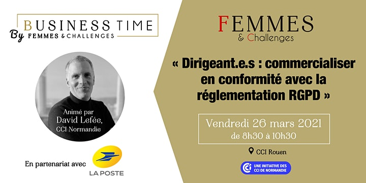Image pour Business Time - RGPD