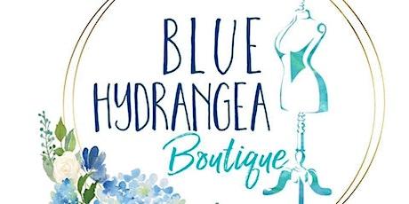 Blue Hydrangea Pop-up Shop @ Cork and Grind tickets