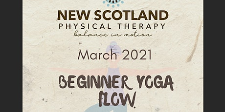 Beginners Yoga Flow  at New Scotland PT tickets