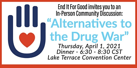 Alternatives to the Drug War Community Discussion tickets