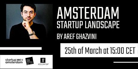 Amsterdam Startup Landscape tickets