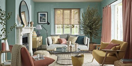 REFRESH YOUR HOME FOR SPRING WITH OUR HOME DESIGN STYLISTS - FREE tickets
