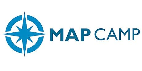 Mapcamp 2021 bilhetes