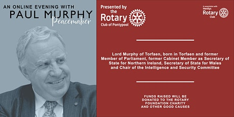 An Online Evening With Paul Murphy tickets