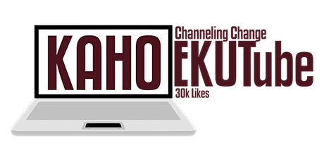 KAHO Virtual Conference 2020: EKUTube tickets