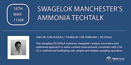 Ammonia Tech Talk tickets