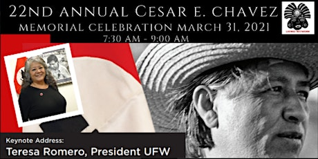 22nd Annual Cesar E. Chavez Memorial Celebration tickets