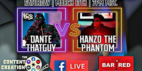 TUTV Presents - Colorado Versus - Dante ThatGuy vs Hanzo The Phantom BTSExp tickets