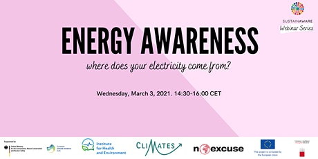 Energy awareness: Where does your electricity come from? tickets